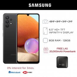 Samsung Galaxy A32 5G Mobile Phone 6.5-inch Screen 8GB RAM and 128GB Storage