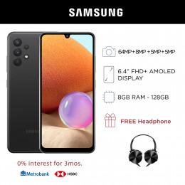 Samsung Galaxy A32 Mobile Phone 6.4-inch Screen 8GB RAM and 128GB Storage
